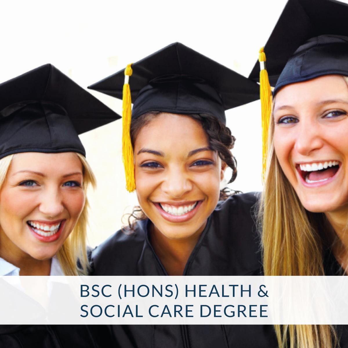 social care degree