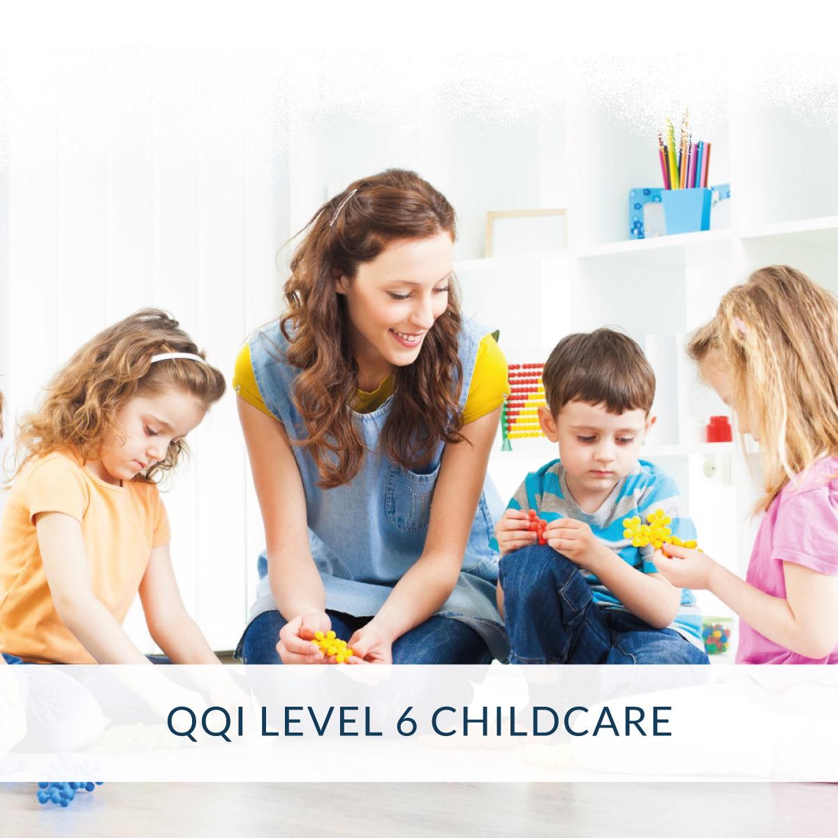 level 6 childcare