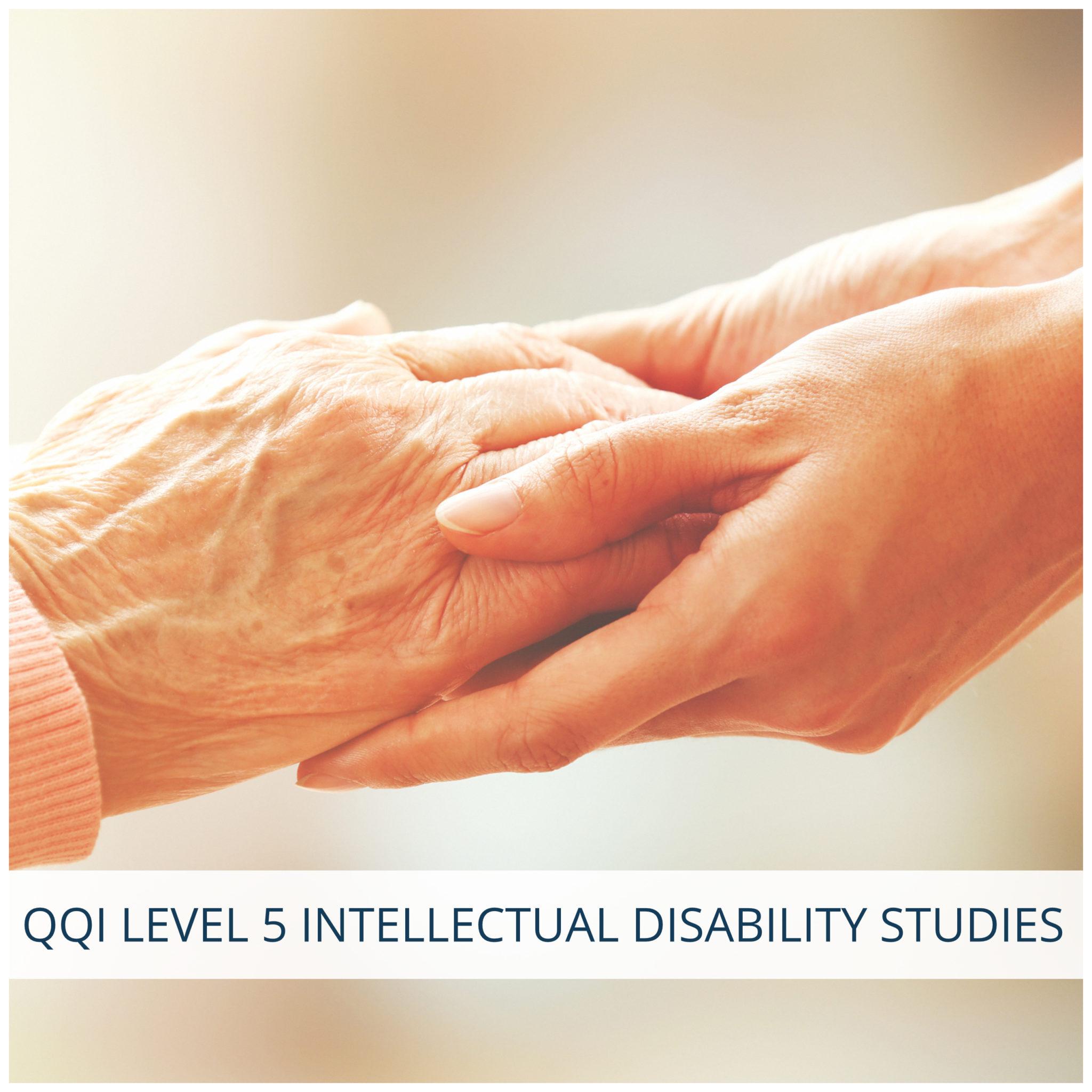 intellectual disability studies