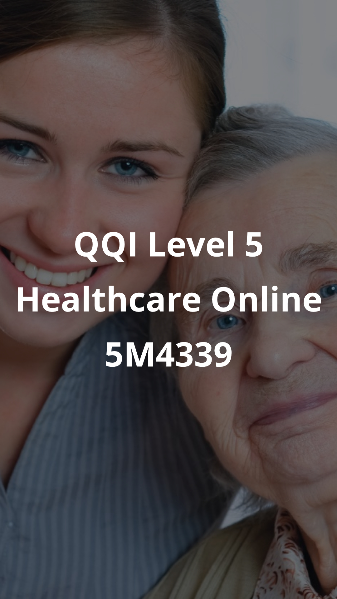 level 5 healthcare course