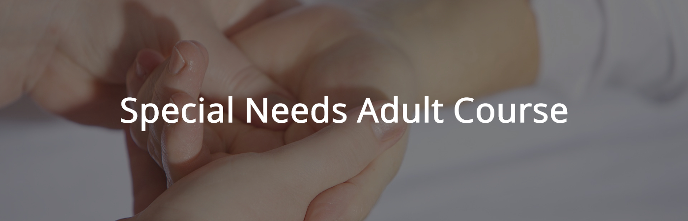 special needs adult