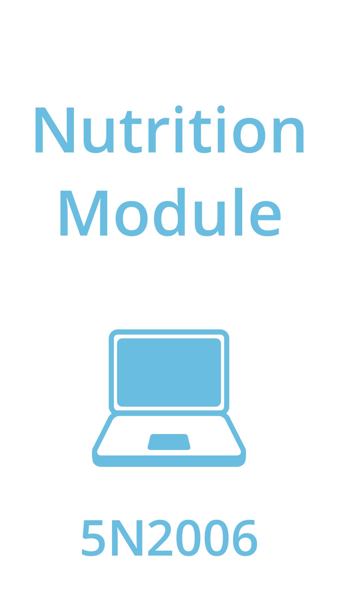 nutrition module