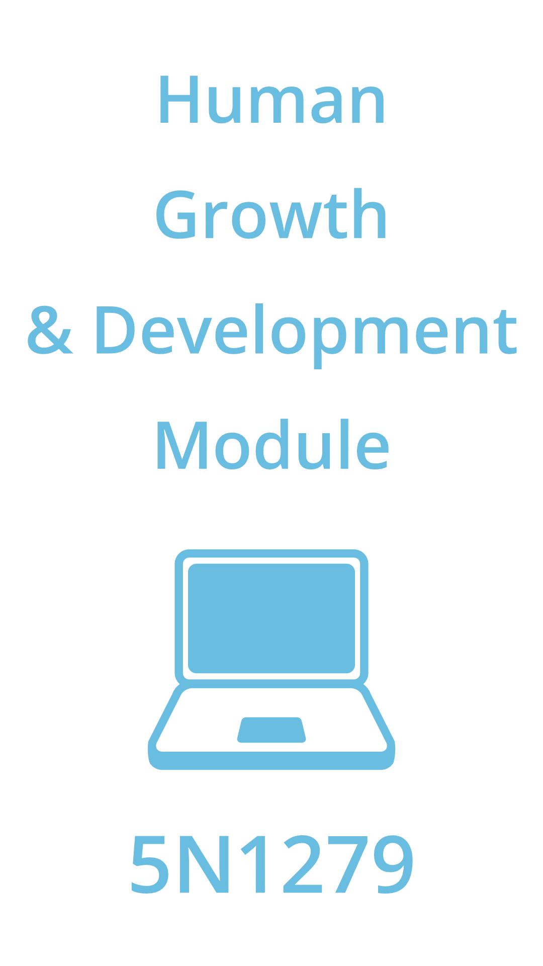 human growth & development course